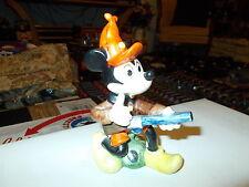 Mint Early 1950's Mickey Mouse Hunter / Hunting w Rife Disney Goebel - Rare