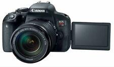 Canon EOS Rebel T7i / EOS 24.2MP Digital SLR Camera w/18-135 IS STM Lens Kit