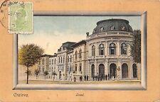 B76116 Craiova Tip Rama Liceul 1913     dolj romania