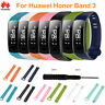 Silicone Wrist Strap WristBand Bracelet Replacement for Huawei Honor Band 3