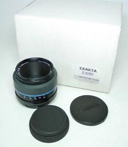 Exakta 2.8 80mm MC (Schneider Kreuznach) Objektiv für Exakta 66   ff-shop24