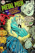 Metal Men #31 (Apr - May 1968, DC) - Very Good