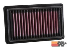 K&N Replacement Air Filter For SMART FORTWO L3-0.9L F/I 2014 33-3043
