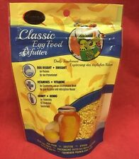 Classic Egg Honey Rearing Food Budgie Canary Finch Parakeet Vitamins Protein