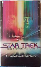 Star Trek The Motion Picture Paperback Novel 1980 Reprint