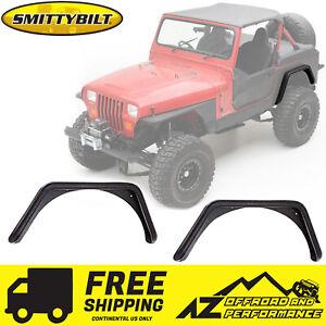 "Smittybilt XRC Armor 3"" Bolt-On Flares for Corner Guards 87-95 Jeep Wrangler YJ"