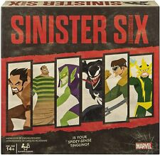 Marvel Sinister Six Board Game New