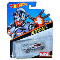Hot Wheels Marvel Character Cars 1:64 Scale Die-Cast Vehicle: ULTRON (CGD60)