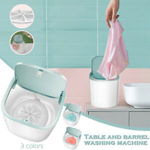 Mini Turbo Sterilization Portable USB Underwear Small-scale Cleaning Machine