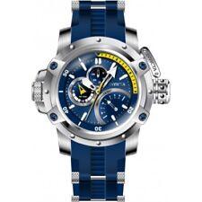 Invicta Men's 30385 Coalition Forces Quartz Multifunction Blue, Watch