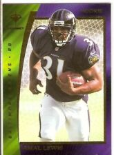 JAMAL LEWIS ROOKIE 2000 EDGE ODYSSEY 104 BALTIMORE RAVENS Tennessee Volunteers