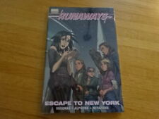 Rare Copy Of Runaways: Escape To New York Hard Cover Graphic Novel! Marvel!