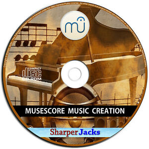 NEW! Music Composition, Notation, Multi-Track, Audio Editor, Recorder Software