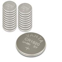 20x VARTA CR1620 3V Knopfzelle Lithium CR 1620, 20 Stück