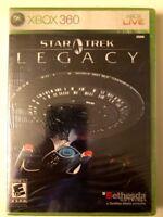 Star Trek Legacy - XBOX 360 - BRAND NEW & SEALED