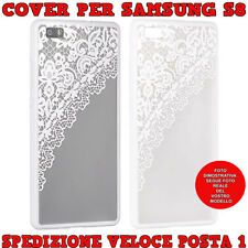 Cover e custodie modello Per Samsung Galaxy S8 in silicone gel gomma per cellulari e palmari per Samsung