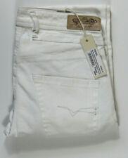 DIESEL BELTHER W29 L32 (29/32) Herren Jeans Hose weiß Slim Tapered 0826C - Neu