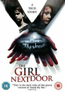 THE GIRL NEXT DOOR - DVD **USED LIKE NEW** FREE POST***