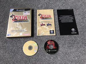 Nintendo GameCube Game The Legend of Zelda The Wind Waker Boxed + Bonus Disc