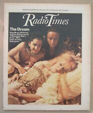 Radio Times/1981/Helen Mirren/Phil Daniels/Peter McEnery/Robin Ellis/Noel Coward
