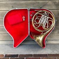 The Caravelle French Horn By Don E. Getzen Made in Lake Geneva, WI