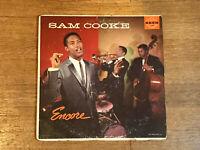 Sam Cooke LP - Encore - Keen Records A2003 Mono