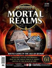 Warhammer Mortal Realms Age of Sigmar Issue 61 - Sigmarite Altar & Bridges *NEW*