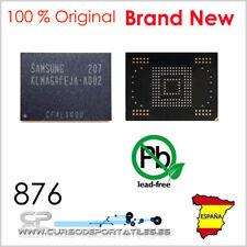 1 Unidad Samsung Galaxy Note 10.1 n8000 NAND Flash Memory IC 16 GB