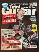 Total Guitar Songwriting Secret Free Disc Learn Play Oct 2015 Bass FREE SHIPPING