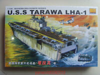 MiniHobby 1/700 80801 U.S.S.Tarawa LHA-1 Assembly model