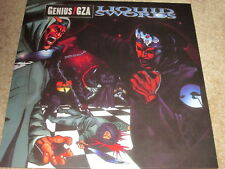 GENIUS / GZA - LIQUID SWORDS - NEW - DOUBLE LP RECORD