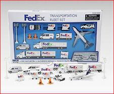 FedEx Transportation Fleet, Plane, Van, Truck. Express, Ground. New in Box