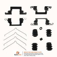 Carlson 13328Q Front Disc Brake Hardware Kit
