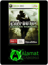 Call of Duty 4 Modern Warfare Game of the Year (Xbox 360) VGC - Fast Free Post