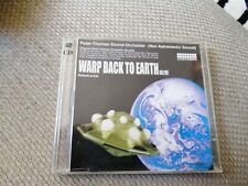 Peter Thomas Warp Back To Earth 66/99 Double CD