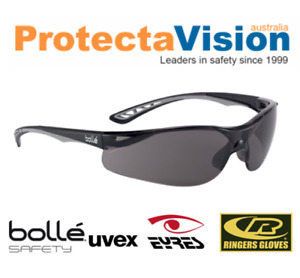 Brand New BOLLE ILUKA Safety Glasses / Sunglasses Med. Impact