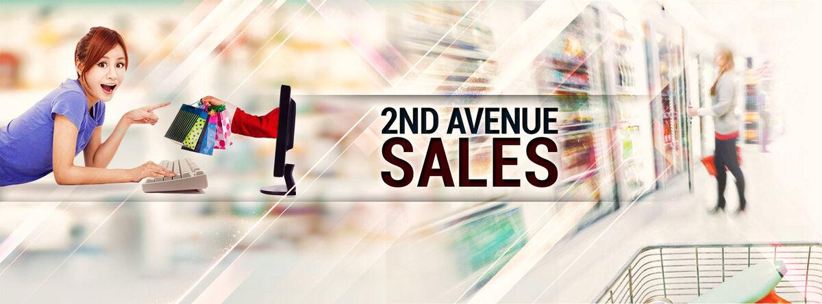 2nd Avenue Sales