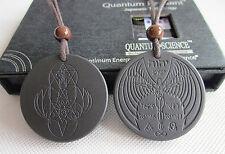 Quantum Scalar Energy & Far Infra Red Pendant - Archangel/Shekinah Dove