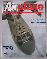 Airplane Issue 128 Transall C-160 cutaway & poster, de Havilland Canada Beaver