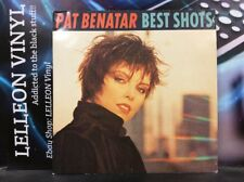 Pat Benatar Best Shots LP Album Vinyl Record PATV1 A4/B4 Rock 80's