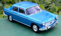 Peugeot 404 1968 - Argentina Diecast Scale 1:43 New Sealed With Magazine