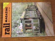$$$ Revue Rail magazine N°101 Trains de coursesPierre LeseigneurSNCV