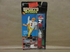1989 Dreamworks Sports Writers Football Pen 2101 Spring Loaded Action Figure