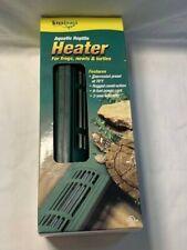 Tetrafauna Aquatic Reptile Heater for Frogs, Newts & Turtles