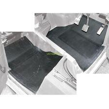 LAND ROVER DEFENDER NEW FRONT HEAVY DUTY RUBBER FLOOR MATS, MAT SET X2 - DA4501
