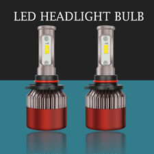 2X 9005 HB3 LED Headlight Bulbs 1500W 275000LM Conversion Kit High Beam 6000K S8