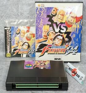 THE KING OF FIGHTERS 94 KOF NEO GEO AES Ref 1908 FREE SHIPPING SNK neogeo JAPAN