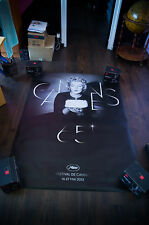 CANNES FILM FESTIVAL 2012 MARILYN MONROE 4x6 ft Shelter Movie Poster Original