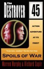 Spoils of War (The Destroyer #45)