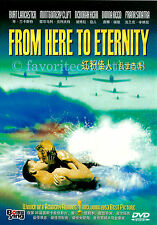 From Here to Eternity (1953) - Burt Lancaster, Montgomery Clift - DVD NEW